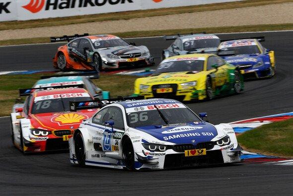 Maxime Martin erreichte als Achter die Punkteränge - Foto: BMW AG