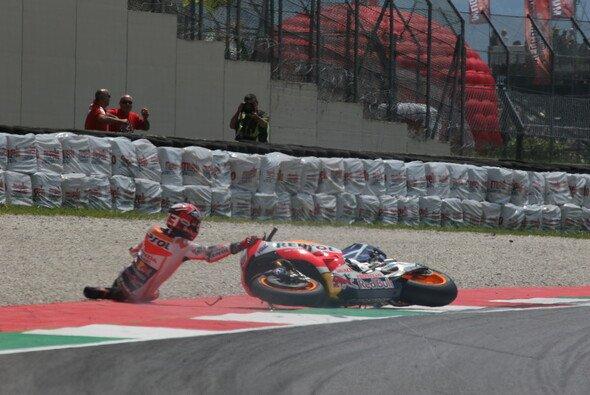 Marc Marquez stürzte in der laufenden Saison ein paar Mal zu oft - Foto: Tobias Linke