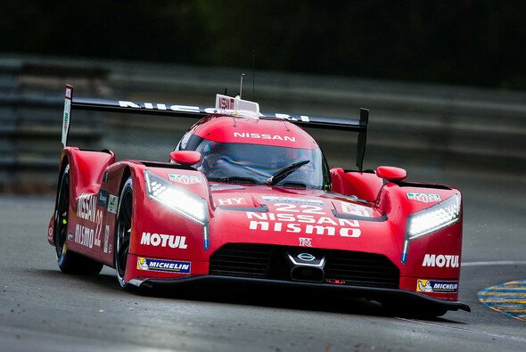 Noch nicht optimal: Nissan hatte zwei technische Defekte zu beklagen - Foto: Nismo