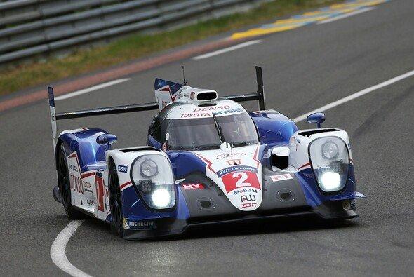 Toyota lernte viel über den richtigen Zeitpunkt zum Reifenwechsel - Foto: Toyota