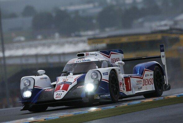 Trotz Startnummer 1: Toyota ist vor den 24 Stunden von Le Mans allenfalls Geheimtipp - Foto: Toyota
