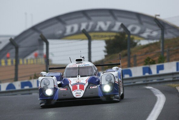 Keine Favoriten: Die Weltmeister von Toyota schlagen eher defensive Töne an - Foto: Toyota