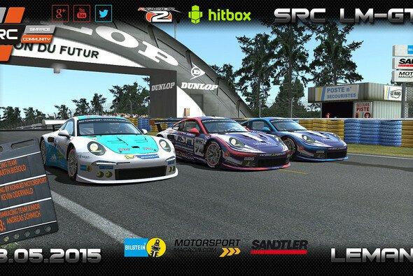 Das Rennen in Le Mans hatte es absolut in sich - Foto: Simrace Community