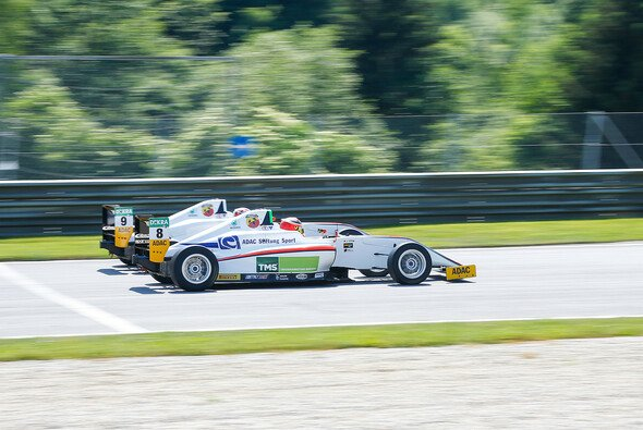 Starkes Wochenende für Jannes Fittje auf dem Red Bull Ring - Foto: ADAC Formel 4