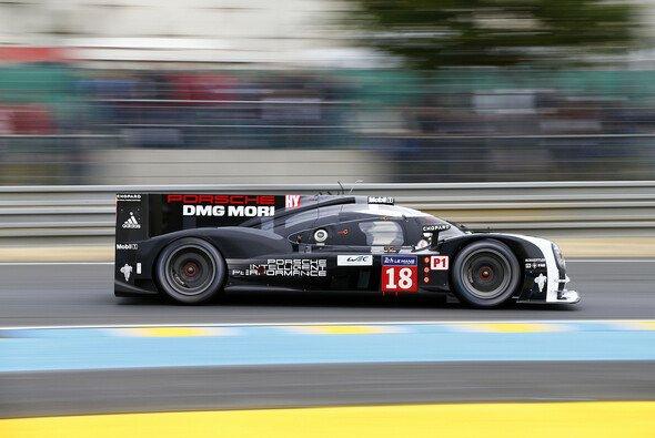 Neel Jani fuhr am Mittwochabend Bestzeit beim Qualifying in Le Mans - Foto: Porsche