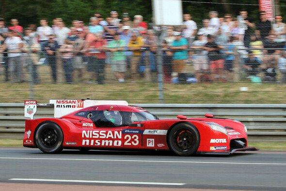 Karriere geht weiter: Max Chilton hat bei Nissan eine neue Heimat gefunden - Foto: Speedpictures
