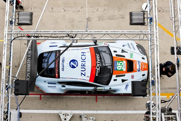 Aston Martin Racing ist in Le Mans unter anderem mit dem Young Driver Team am Start. - Foto: Aston Martin Racing
