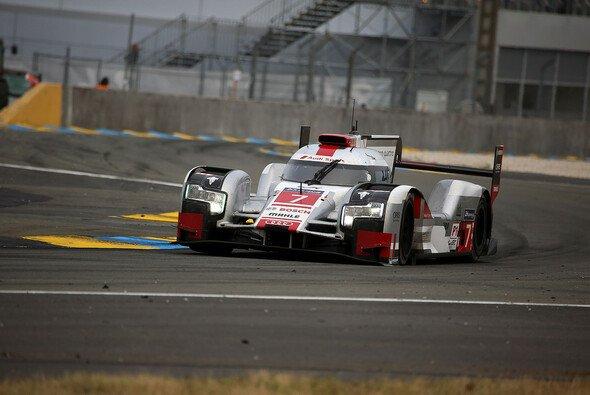 Nicht wie erhofft: Audi musste sich in Le Mans mit Platz drei begnügen - Foto: Speedpictures