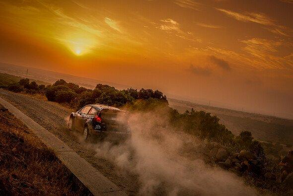 Mit Polen und Finnland stehen zwei schnelle Schotterevents in Folge auf dem Programm - Foto: Ford