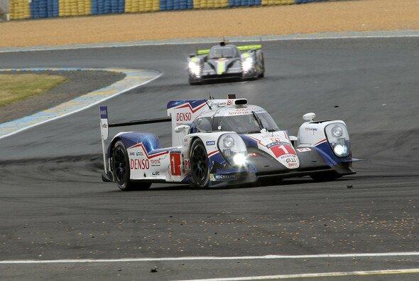 Für Toyota war Le Mans 2015 eine einzige Enttäuschung - Foto: Speedpictures