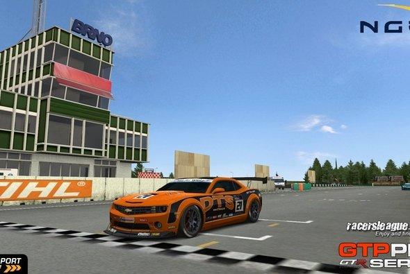 Zweiter Streich: Sascha Glatter gewann zum zweiten Mal in Folge - Foto: Racersleague