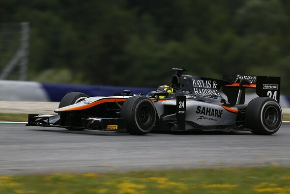 Scheitert das Hilmer-Comeback 2017 vorerst? - Foto: GP2 Series