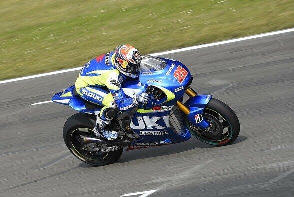 Maverick Vinales erwischte keinen problemlosen Tag - Foto: Suzuki