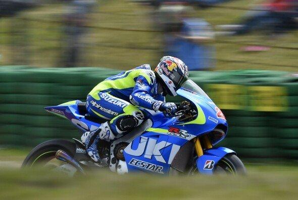 Für Suzuki gab es in Assen nicht viel zu holen - Foto: Suzuki