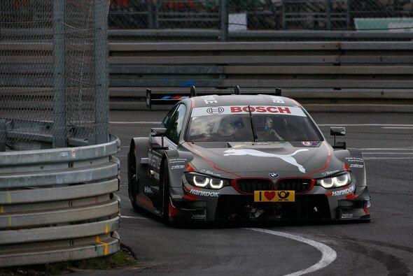 Tom Blomqvists Chassis vom Sonntag am Norisring ist versiegelt worden - Foto: BMW AG