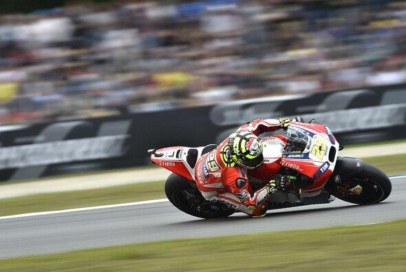 Andrea Iannone führte beide Training am Freitag an - Foto: Ducati