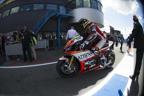 Forward Racing ist zurück in der MotoGP - Foto: Forward Racing