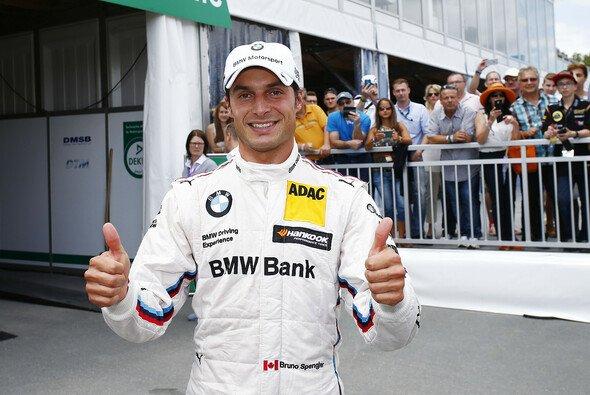 Bruno Spengler konnte sich am Sonntag die Pole schnappen - Foto: DTM