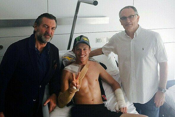 Tito Rabat sieht seinen Start am Sachsenring nicht in Gefahr - Foto: Marc VDS