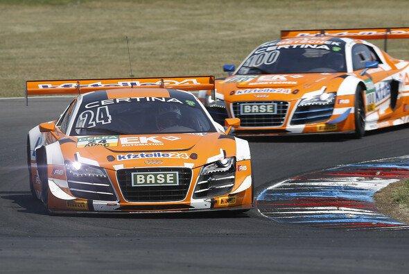 kfzteile24 MS Racing erneut bestes Audi-Team im ADAC GT Masters - Foto: ADAC GT Masters