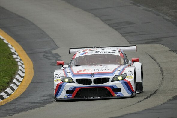 In Kanada beginnt für das BMW-Team RLL die zweite Saisonhälfte der USCC - Foto: BMW