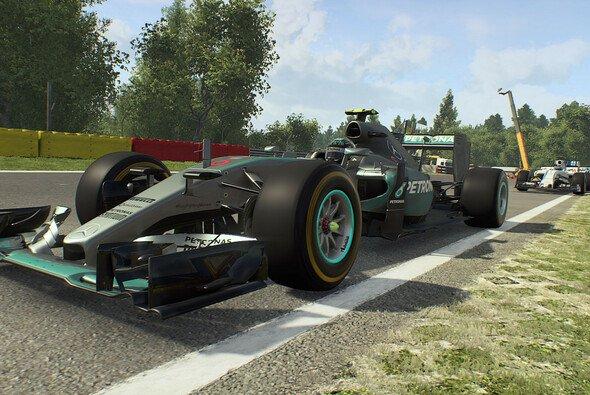 F1 2015 ist ab sofort erhältlich - Foto: Codemasters
