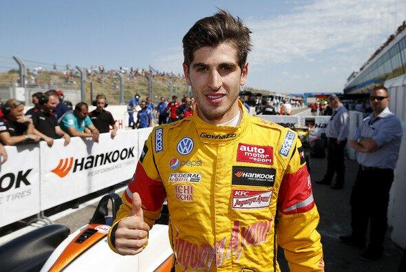 Antonio Giovinazzi ist der Führende in der Formel-3-Europameisterschaft - Foto: FIA F3