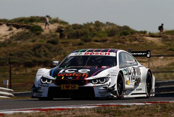 Marco Wittmann führt den Siebenfach-Sieg von BMW an - Foto: BMW AG