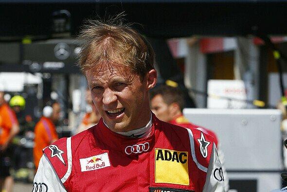 Mattias Ekström verpasste in Zandvoort das Podium - Foto: DTM