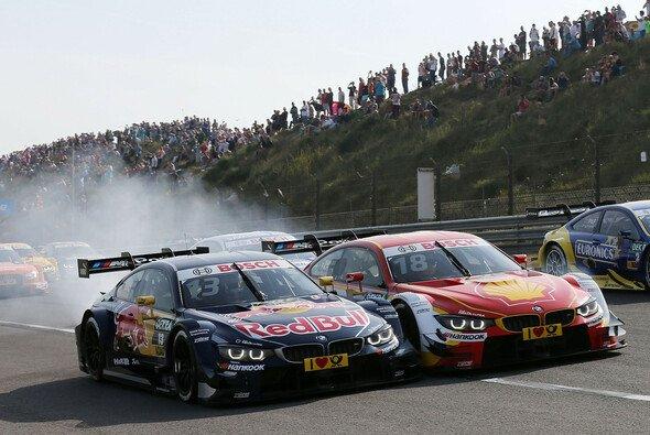 Erster DTM-Sieg für BMW-Youngster Antonio Felix Da Costa - Foto: DTM