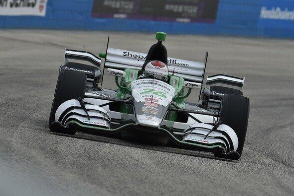 Carlos Munoz bleibt bei Andretti - Foto: IndyCar