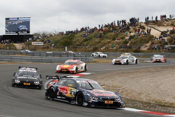 In Zandvoort dominierte BMW das Geschehen - Foto: BMW AG