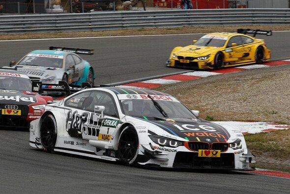 Marco Wittmann war trotz seines Sieges am Samstag nicht zufrieden mit den Reifen. - Foto: BMW AG