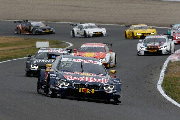 Erfolgsballast verzerrt das Kräfteverhältnis - Foto: BMW AG