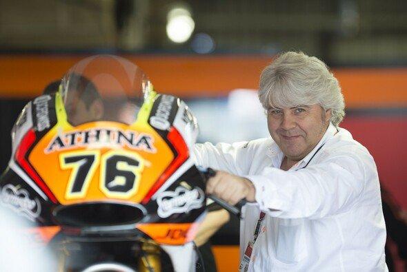 Giovanni Cuzari ist das Lachen vergangen - Foto: Forward Racing
