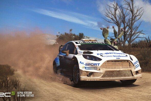 WRC 5 erscheint im Herbst 2015 - Foto: Bigben Interactive