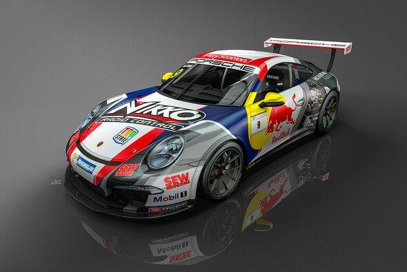 2013 bestritt Loeb bereits zwei Rennen im Supercup - Foto: Porsche