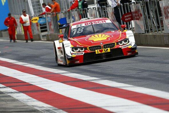 Für BMW war im Samstagsrennen von Spielberg nicht viel zu holen. - Foto: DTM