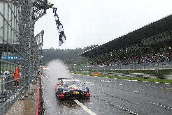 Ekström und Mortara gewannen je ein Rennen - Foto: Audi