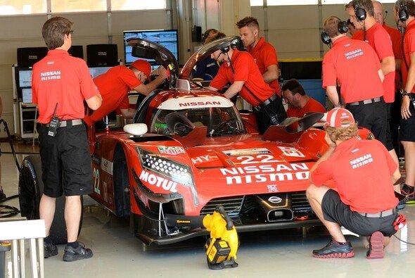 Vorübergehender Rückzug: Nissan bleibt im LMP1-Programm vorerst allein - Foto: Nismo