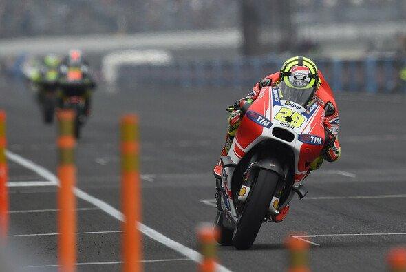 Ducati konnte in Indianapolis nicht um die Podestplätze mitmischen - Foto: Ducati