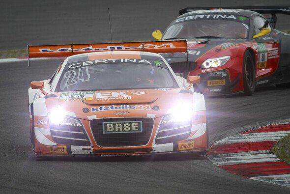 Marc Basseng fuhr auf dem Nürburgring gemeinsam mit Florian Stoll zum ersten Saisonsieg. - Foto: ADAC GT Masters