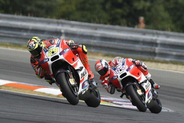 Vierte und fünfte Plätze in Dutzendware: Kommt Ducati endlich wieder aufs Podest? - Foto: Milagro