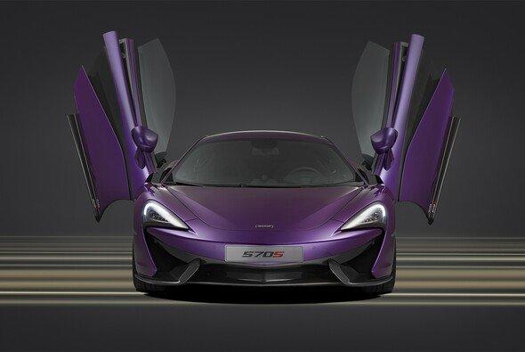 Foto: McLaren Automotive