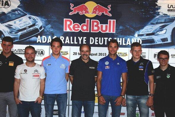 Deutscher Lauf zur FIA Rallye-Weltmeisterschaft 2015 ist startklar - Foto: ADAC Rallye Deutschland