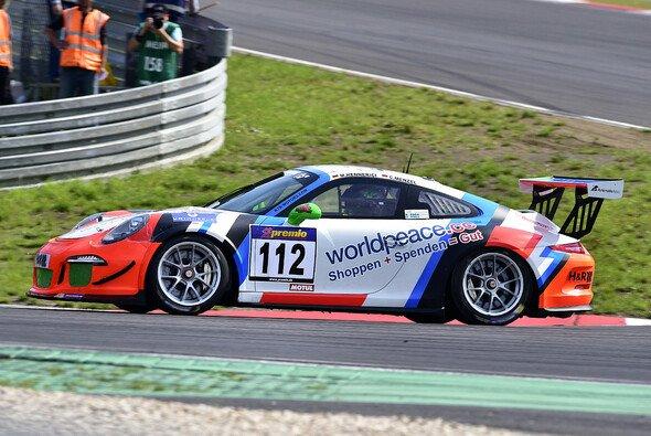 In zwei Wochen startet Christian Menzel bei den 6 Stunden vom Nürburgring - Foto: Christian Menzel