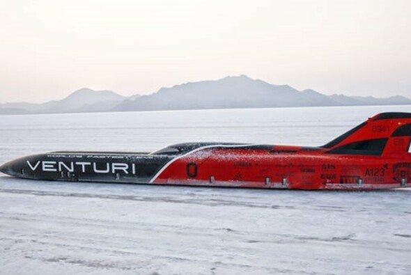 Die VBB-3 erreicht eine Durchschnittsgeschwindigkeit von fast 400 km/h - Foto: Venturi