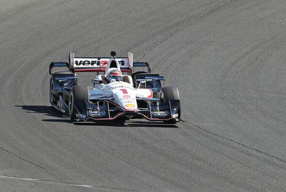 Vorzeitiges Aus für Will Power beim IndyCar-Auftakt 2016 - Foto: IndyCar
