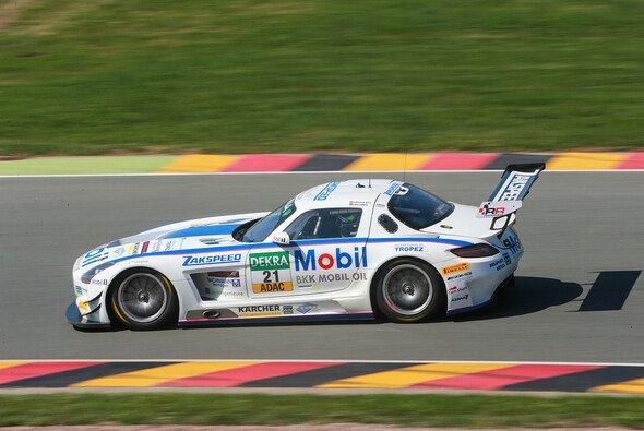 Schwieriges Wochenende für Sebastian Asch auf dem Sachsenring - Foto: ADAC GT Masters