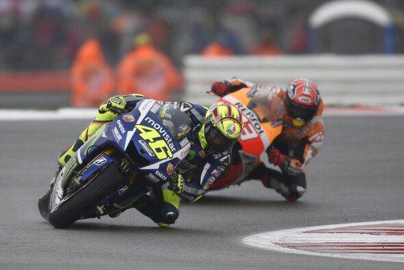 Valentino Rossi und Marc Marquez bewiesen zuletzt nicht gerade Größe - Foto: Milagro
